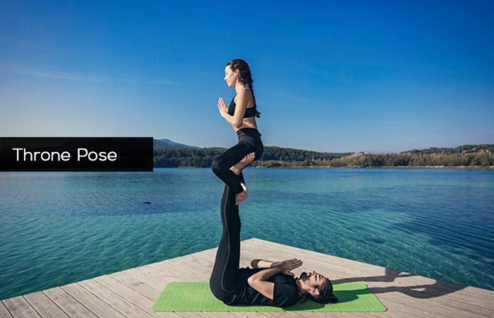 Favorito 5 Effective Acro Yoga Poses For A Healthy Body GI21
