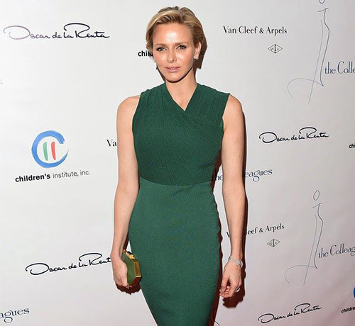 Top 10 Pictures of Princess Charlene of Monaco