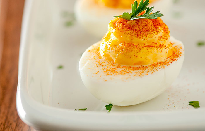 Deviled Egg Recipes - Classic Deviled Eggs