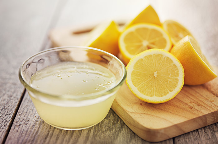 Use Lemon Juice In Face Masks