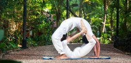 7 yoga poses for beauty