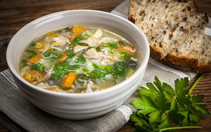Yummy Vegetable Soup Recipes For Weight Loss10