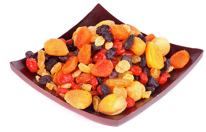 dryt fruits