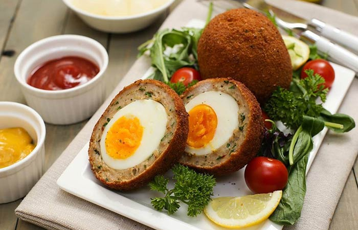 Scotch Egg Recipes - Classic Scotch Eggs