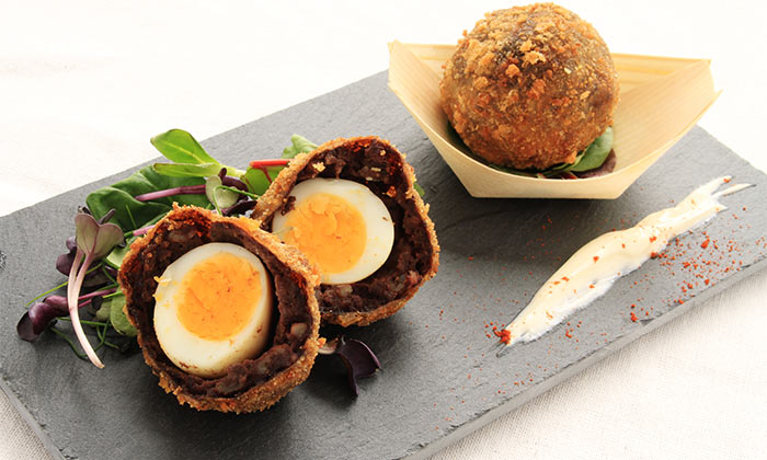 Scotch Egg Recipes - Traditional Scotch Eggs