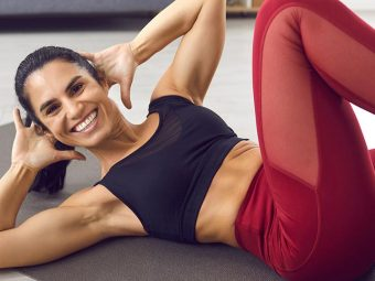 10 Effective Twist Exercises For A Slim Waist