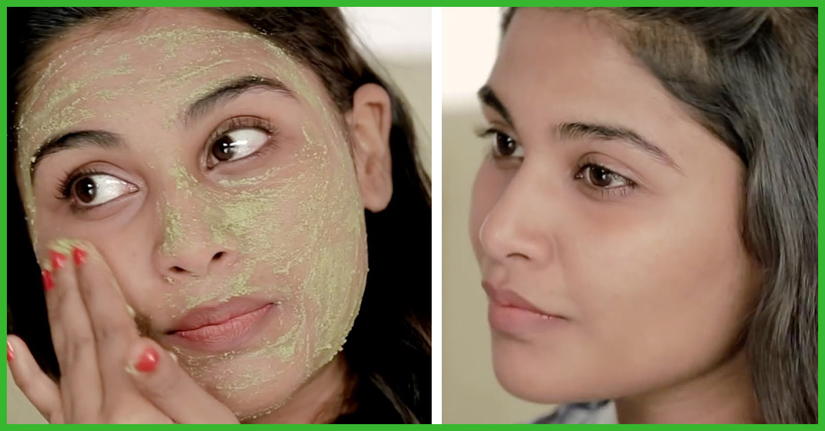 10 Natural Homemade Face Packs For Instant Glow