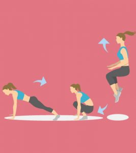 10 Wonderful Benefits Of Burpee Workout To Strengthen Your Body