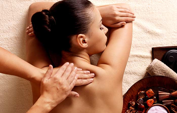 10. Go For A Full Body Massage