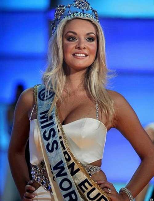 Miss World Of 2006 – Taťána Kuchařová