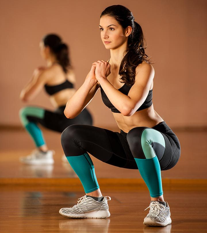 15 Exercises To Strengthen And Tone Lower Body At Home