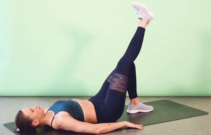 Lower Body Workouts For Women - Inverted Inner Thigh Openers