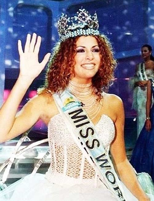 Miss World Of 1998 – Linor Abargil