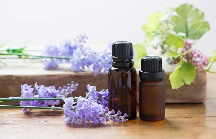 2. Lavender Essential Oil