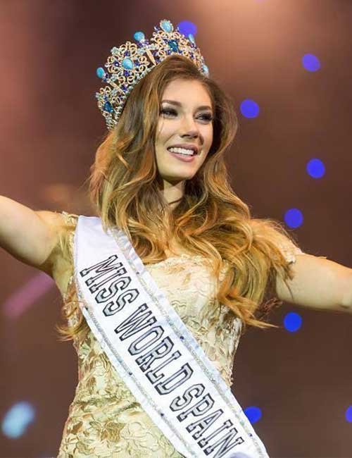 Miss World Of 2015 – Mireia Lalaguna