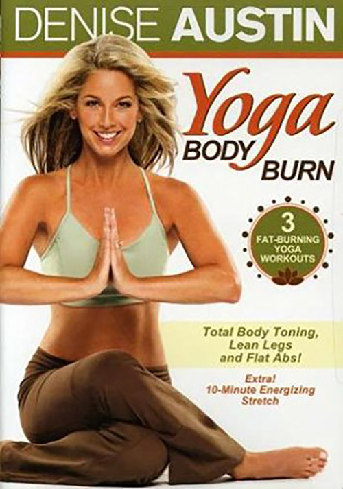 What Is Yoga Body Burn - Denise Austin's Yoga
