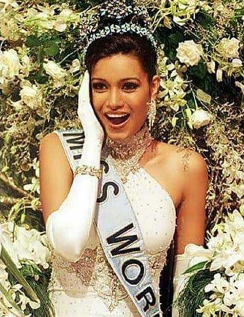 Miss World Of 1997 – Diana Hayden