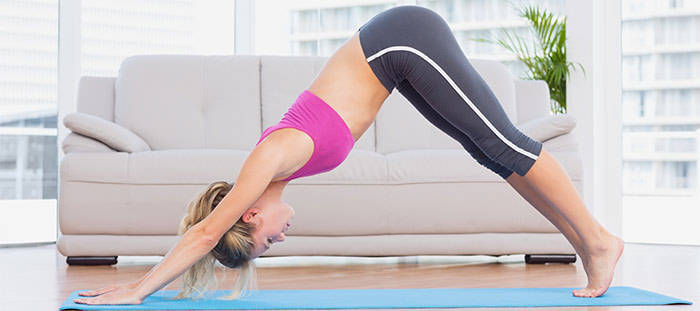 Plank Exercise - Plank Pikes