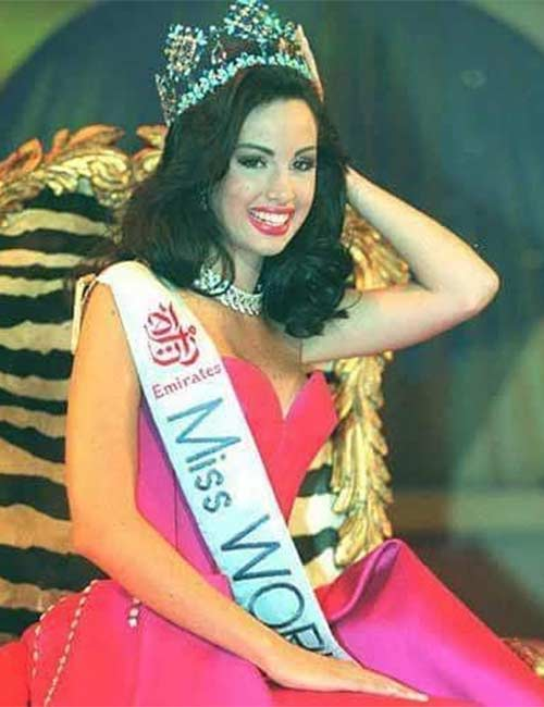 Miss World Of 1995 – Jacqueline Aguilera