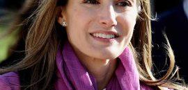 10 Effective Makeup, Beauty & Fitness Secrets Of Princess Letizia