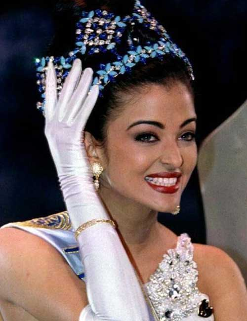 Miss World Of 1994 – Aishwarya Rai