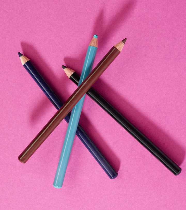 DIY – Amazing Way To Reuse Old & Dried Eye And Lip Pencils