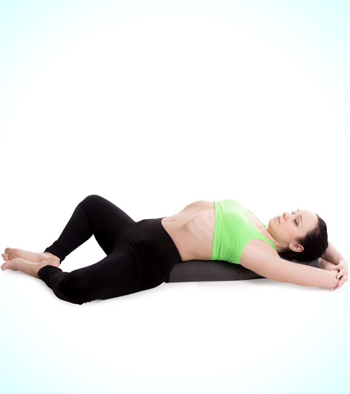 How To Do The Supta Baddha Konasana And What Are Its Benefits