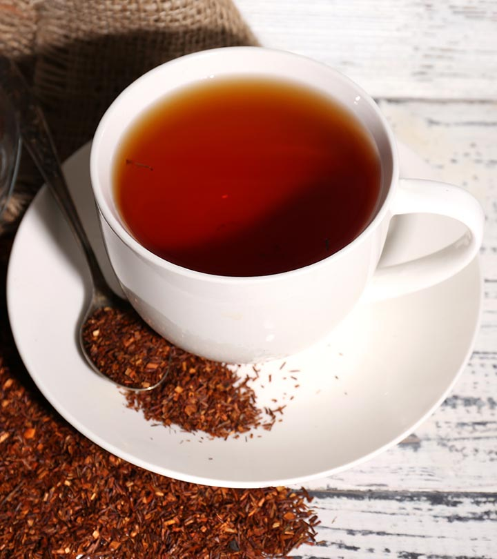 how to drink rooibos tea