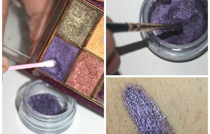 3 Different Uses of Broken Eyeshadows (2)
