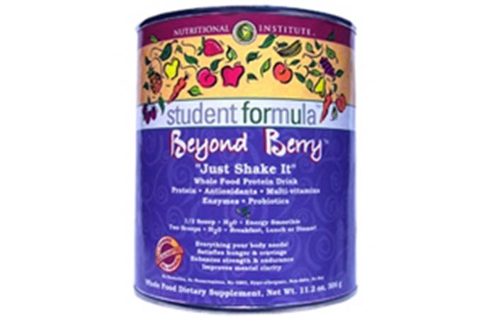 Probiotic Drinnks - Beyond Berry