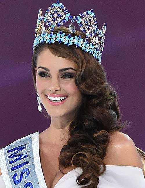 Miss World Of 2014 – Rolene Strauss