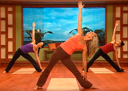 The Positives Of The Program - Denise Austin's Yoga