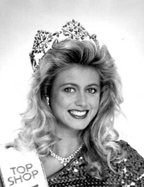 Miss World Of 1985 – Hólmfríður Karlsdóttir