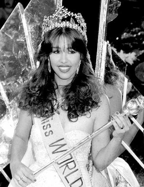 Miss World Of 1982 – Mariasela Álvarez