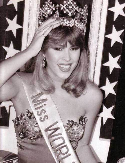 Miss World Of 1981 – Pilín León