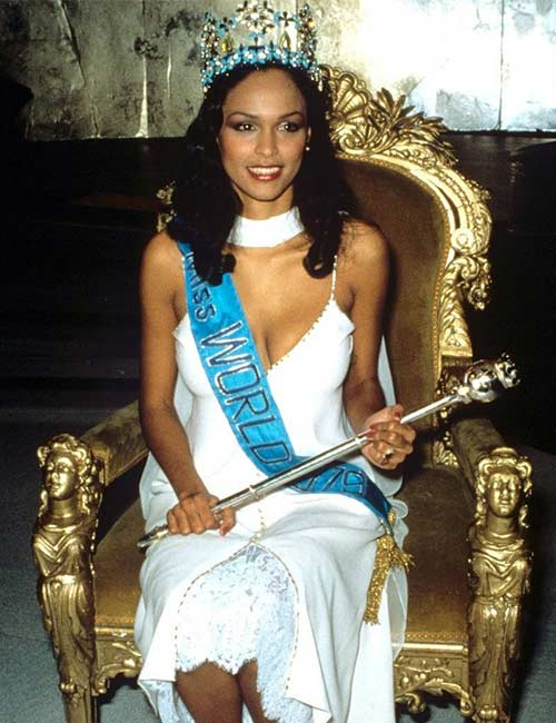 Miss World Of 1979 – Gina Swainson