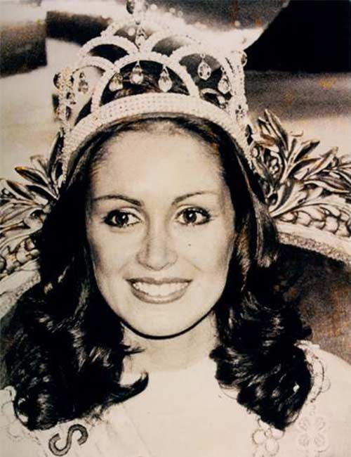 Miss World Of 1978 – Silvana Suárez
