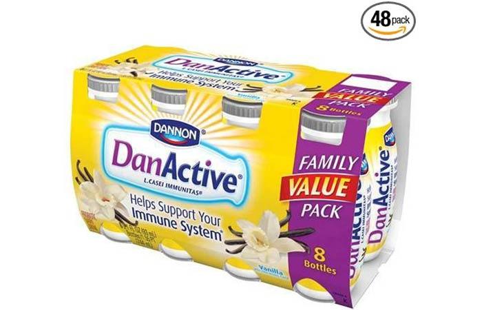 Probiotic Drinks - DanActive