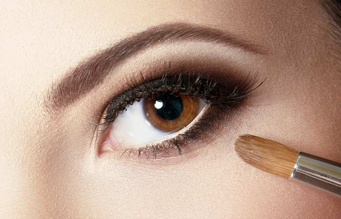 Choose Neutral Shades - Makeup Tips for Brown Eyes