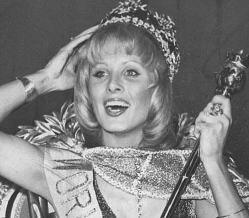 Miss World Of 1972 – Belinda Green