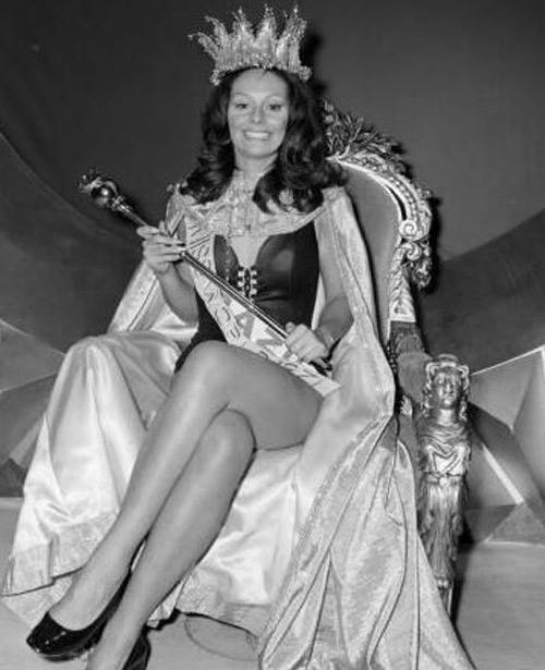 Miss World Of 1971 – Lúcia Petterle