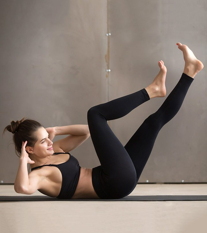 5 Effective Twist Exercises For Your Abs