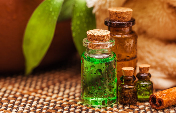 5. Olive Oil And Tea Tree Oil For Acne Scars