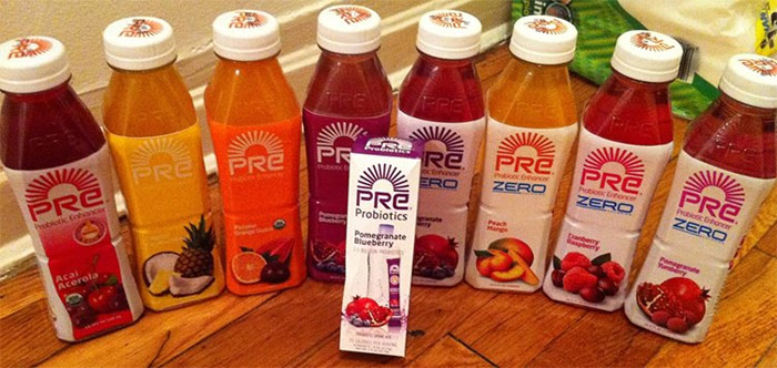 Probiotic Drinks - PRE-Probiotic-Enhancer