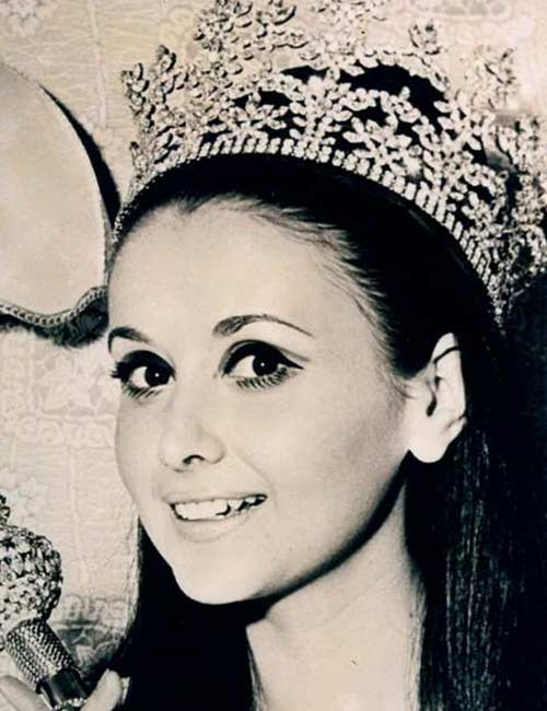 Miss World Of 1967 – Madeline Hartog-Bel