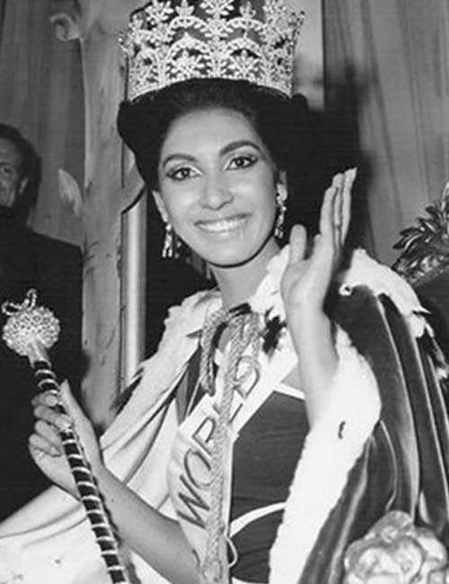 Miss World Of 1966 – Reita Faria