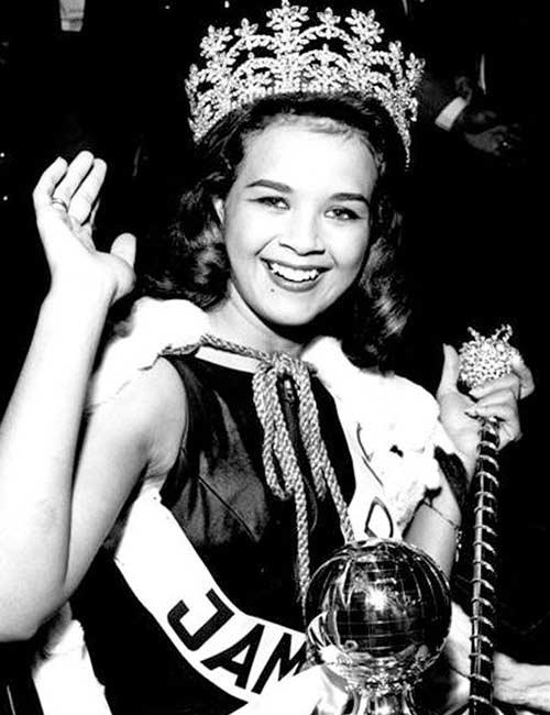 Miss World Of 1963 – Carole Joan Crawford