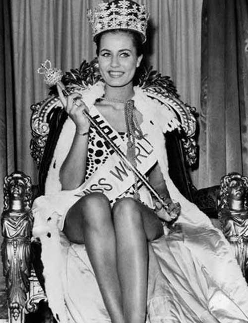 Miss World Of 1962 – Catharina Lodders