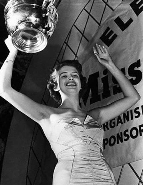 Miss World Of 1952 – May-Louise Flodin