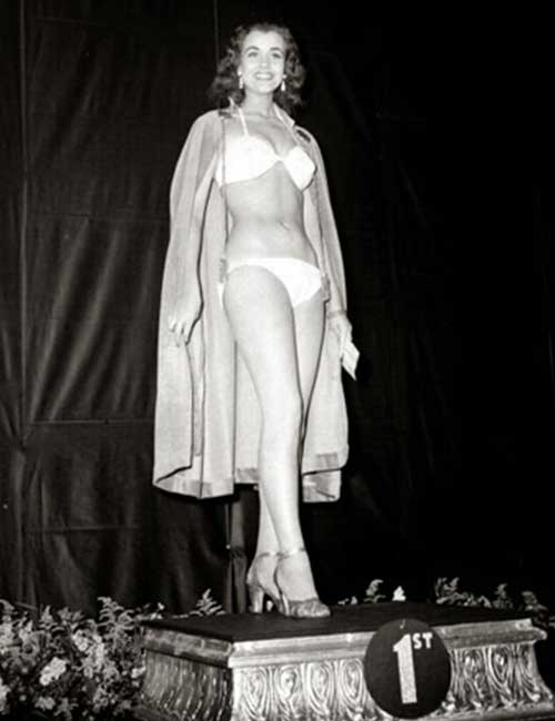 Miss World Of 1951 – Kiki Håkansson